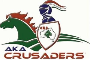 AKA Crusaders Logo