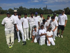 2016 - March - AKA Crusaders Under 13s - Grand Final Winners
